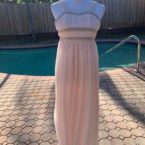 Speeckless pink girls dress size 10